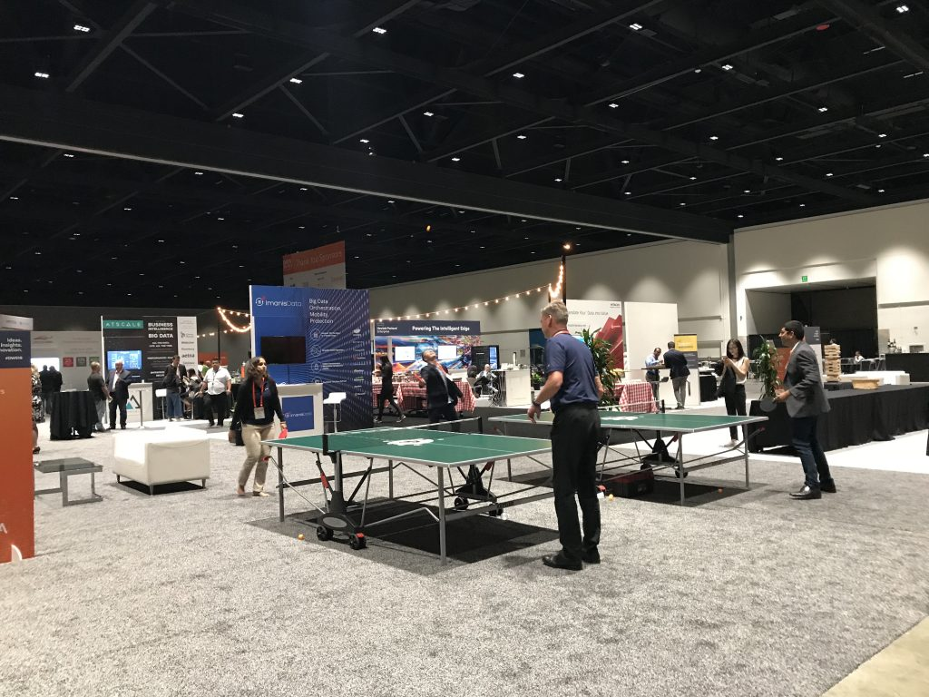 general-services-contractor-trade-show-aes-ping-pong-tables